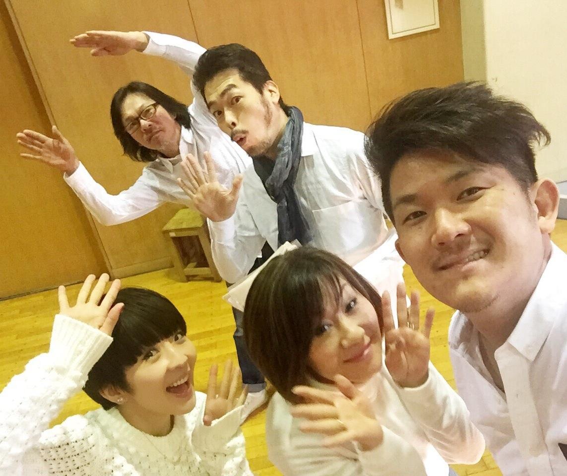 富士見な四人