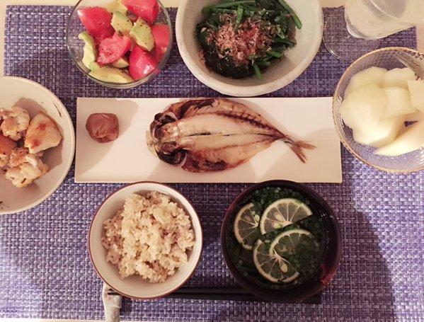 【画像あり】華原朋美さん(41)の夕食がすごい豪華 これはいいお嫁さんになれるわ
