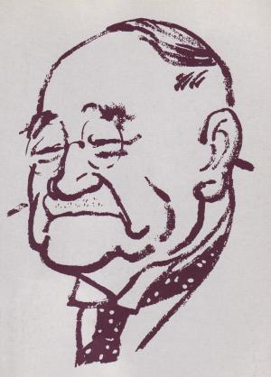 吉田茂肖像画