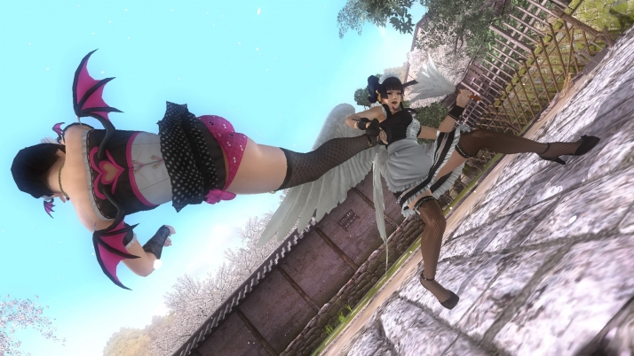 DEAD OR ALIVE 5 Last Round_20151229112100