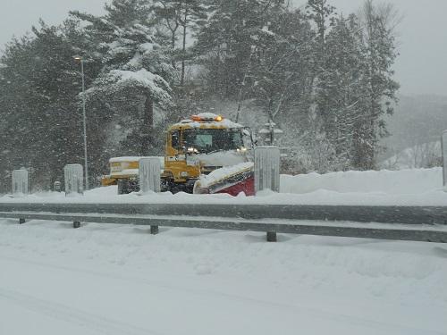 除雪車160126