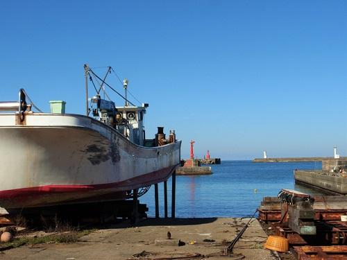 橋立漁港151223-1