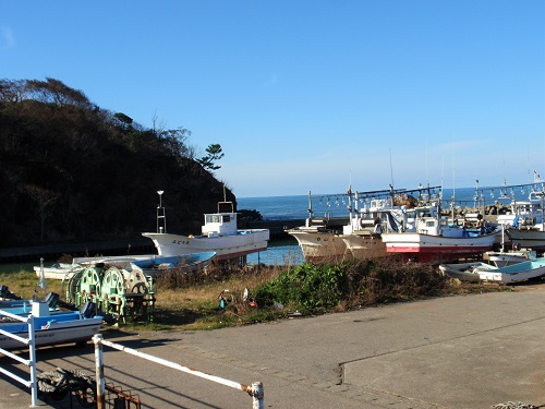 橋立漁港151223-3