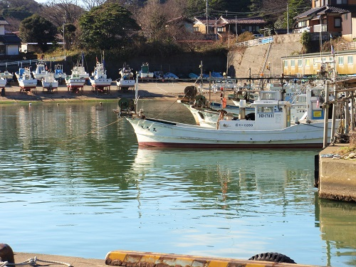 橋立漁港151223-4