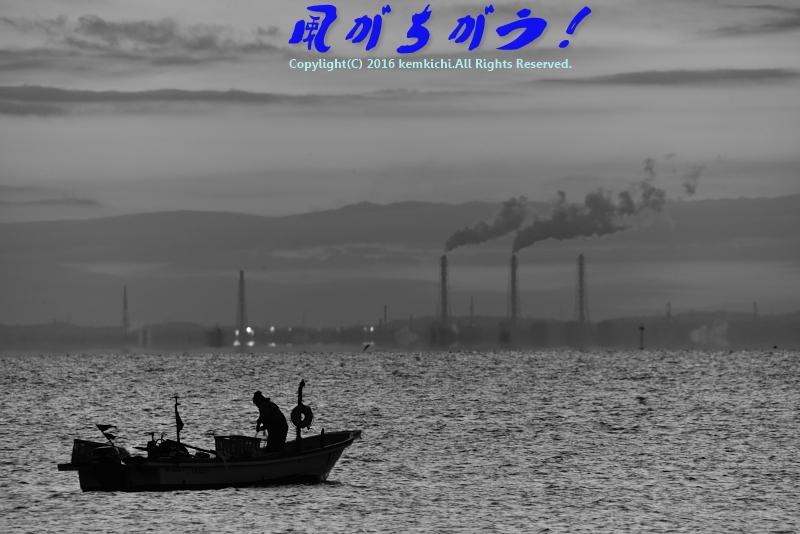 城南島海浜公園 日の出 008