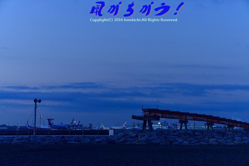 城南島海浜公園 日の出 009