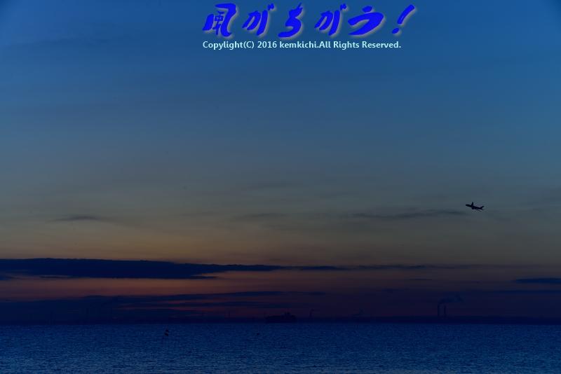 城南島海浜公園 日の出 014