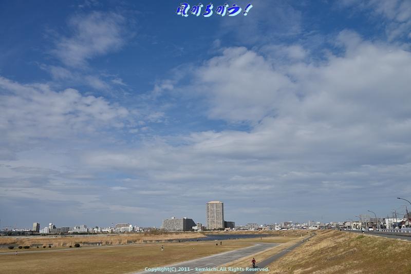 六郷土手~桃花園 004