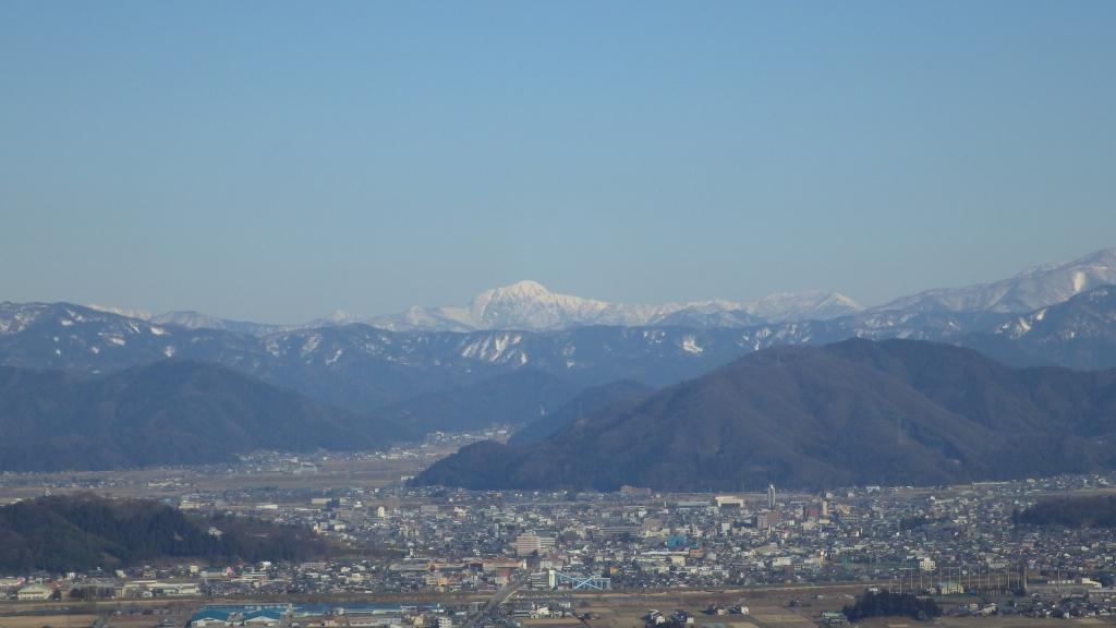1405荒島岳