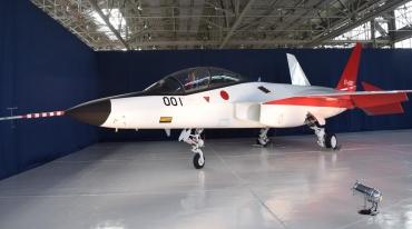 先進技術実証機 (Advanced Technological Demonstrator-X ATD-X)X2「心神」XF5-1石川島播磨重工業(IHI)航空自衛隊第1術科学校(高運動ステルス機)防衛装備庁TRDI三菱重工業 i3 FIGHTER(アイファイター)第6世代ジェット戦闘機