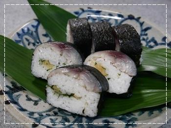 鯖寿司2015-12