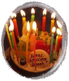 母86才ケーキ