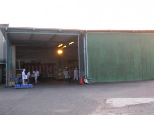 タテヤマの工場祭り