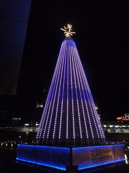 秋葉原 UDX クリスマス