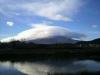 笠雲富士山2(農村公園)