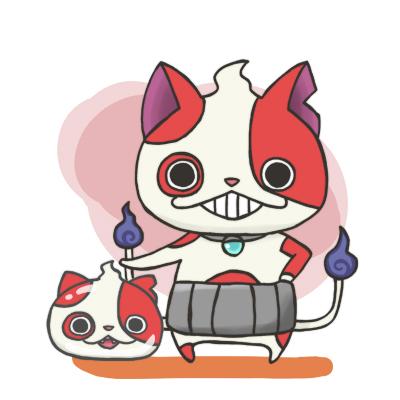 妖怪ウォッチ ブチニャン ぷにぷに イラスト