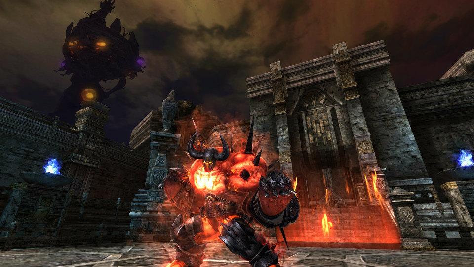 基本無料の人気ファンタジーオンラインゲーム『エコーオブソウル(EOS)』 新レイドダンジョン「暗黒の砦」出現‼バレンタインイベントも開始