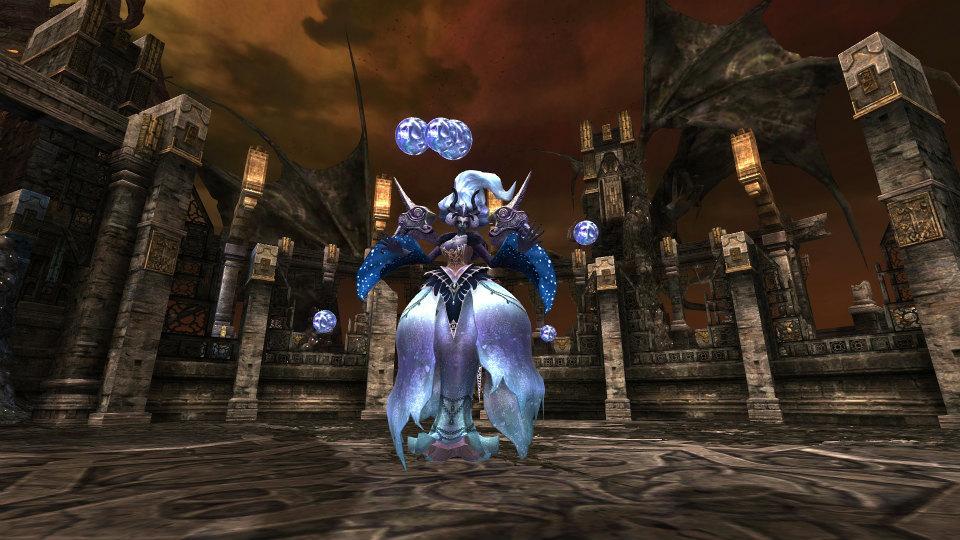 基本無料の人気ファンタジーオンラインゲーム『エコーオブソウル(EOS)』 新レイドダンジョン「暗黒の砦」出現‼バレンタインイベントも開始‼