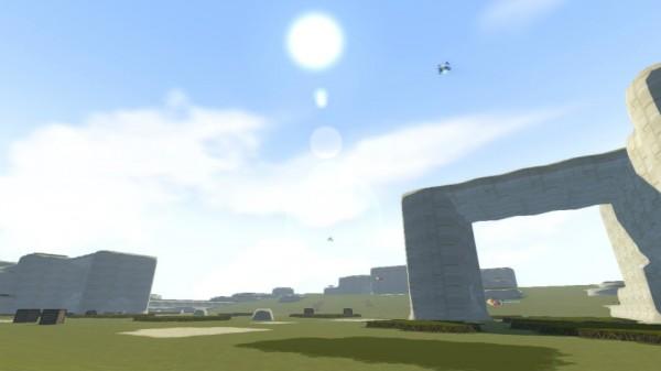 基本無料のMMOバトルシューティングオンラインゲーム『コズミックブレイク2』 タワーの攻防が熱くなる!?新ステージ登場‼