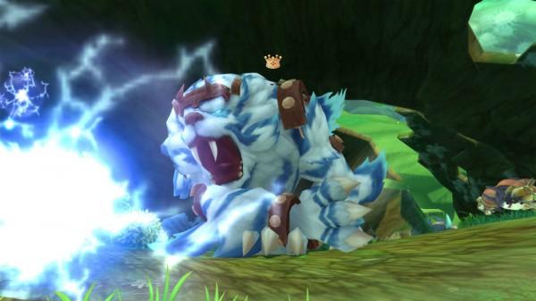 基本無料の人気ファンタジーオンラインゲーム『星界神話』 新星霊「ルーク」が登場‼高難度ダンジョンも実装