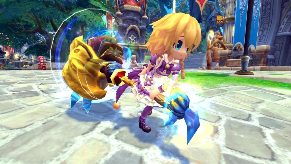 基本プレイ無料のハンティングファンタジーオンラインゲーム『ハンターヒーロー』 1月28日にガルウィンド&アルカニオンが襲い来る!新ダンジョン「竜鳥颶風之塵」を実装