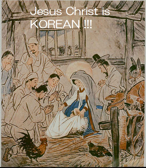 Jesus Christ is KOREAN 20151208 (3)1111