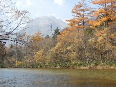 大正池(8)
