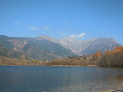 大正池(14)