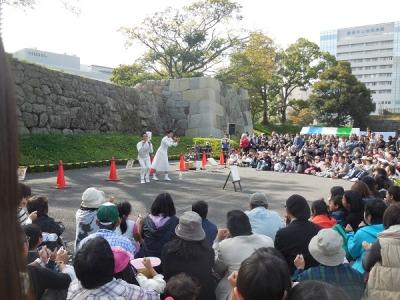 大道芸(4)