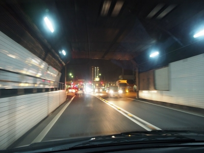 関門トンネル(7)