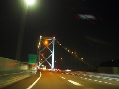関門ブリッジ(3)