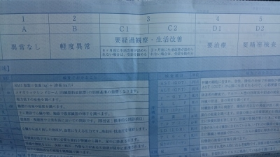 健康診断(1)