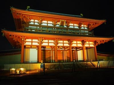 奈良大立山祭1