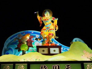 奈良大立山祭4