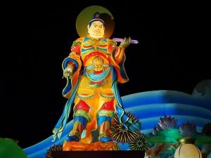 奈良大立山祭5