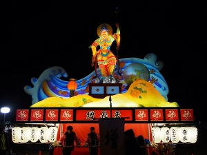 奈良大立山祭6