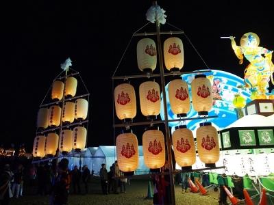 奈良大立山祭11