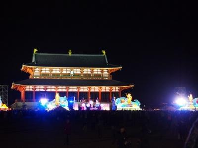 奈良大立山祭7