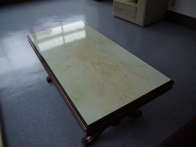 応接セット(テーブル)