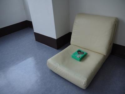 座椅子&スリッカーブラシ