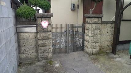 門扉ビフォー1