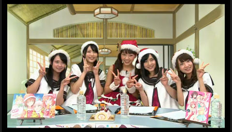 「ゆるゆり さん☆ハイ!」今年はクリスマスにナニシマス!?
