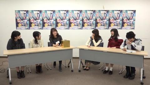 TVアニメ『無彩限のファントム・ワールド』 宣伝対策室〜一条晴彦編〜