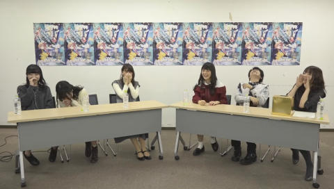 TVアニメ『無彩限のファントム・ワールド』 宣伝対策室〜水無瀬小糸編〜