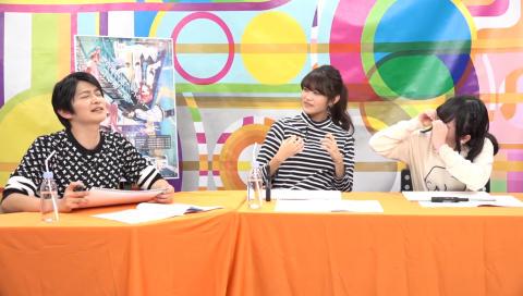 TVアニメ『無彩限のファントム・ワールド』 宣伝対策室〜一条晴彦編 その2〜