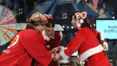 ぐらぶるちゃんねるっ!生放送 よろず屋シェロ ~ルリアさんには見せられない大人のクリスマス~編