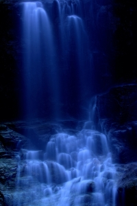 母衣暮露の滝1