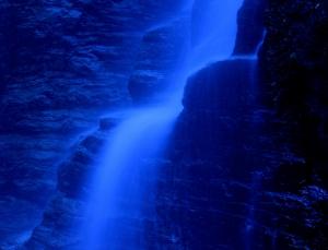 ボロボロの滝2