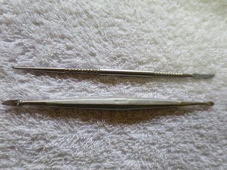 151215 歯科用彫刻刀