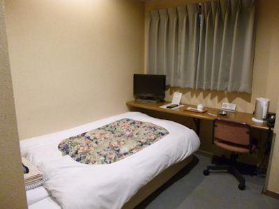 本日のお宿 ホテル浅草&カプセル